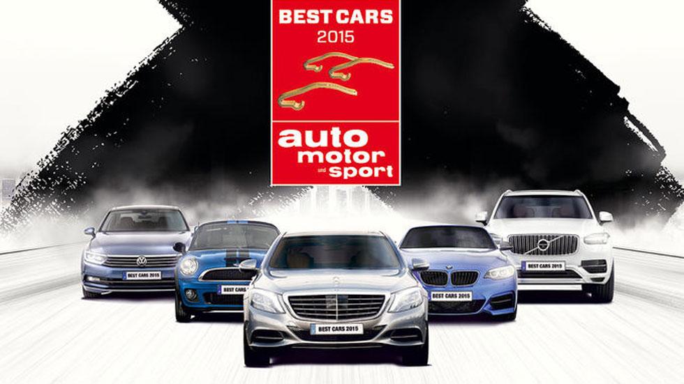 Best Cars 2015, los favoritos de los alemanes