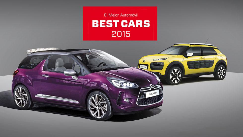 Vídeo: así de fácil es ganar dos Citroën con Best Cars 2015