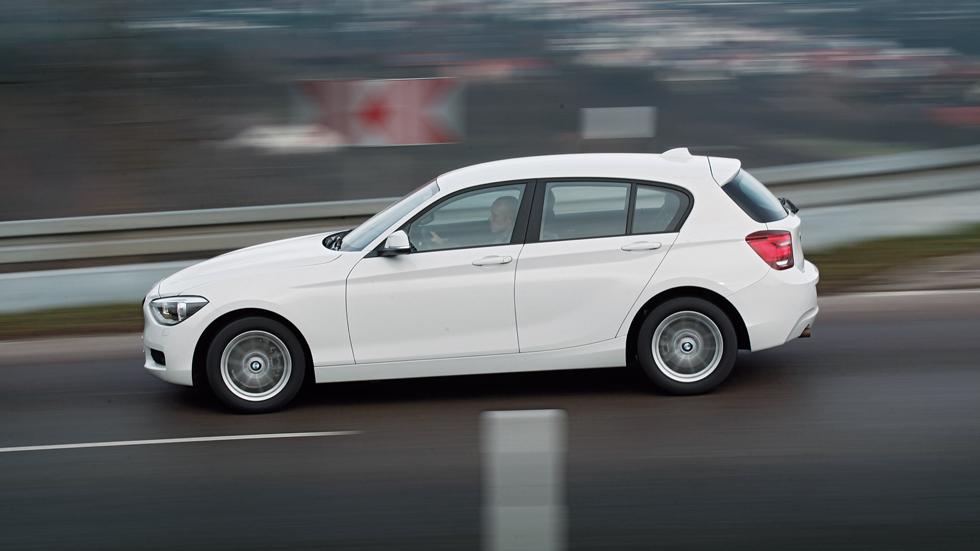 BMW 114i, calidad, más que cantidad