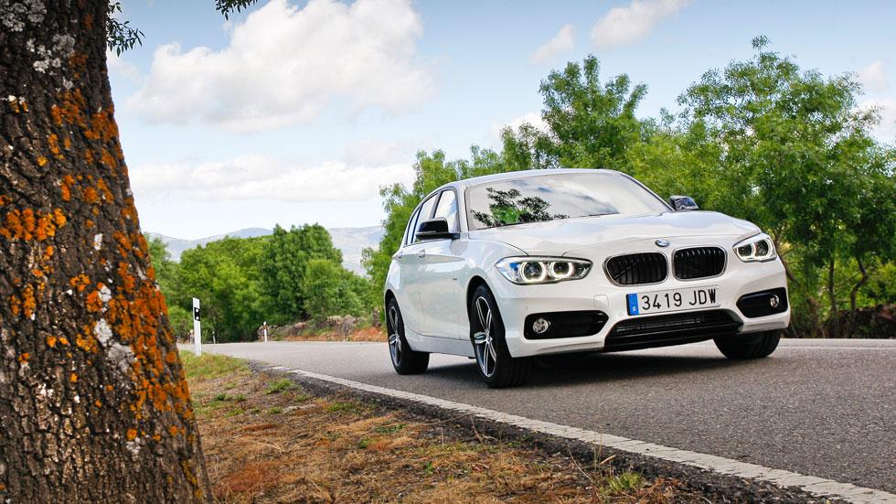 BMW 116i, revolución interior