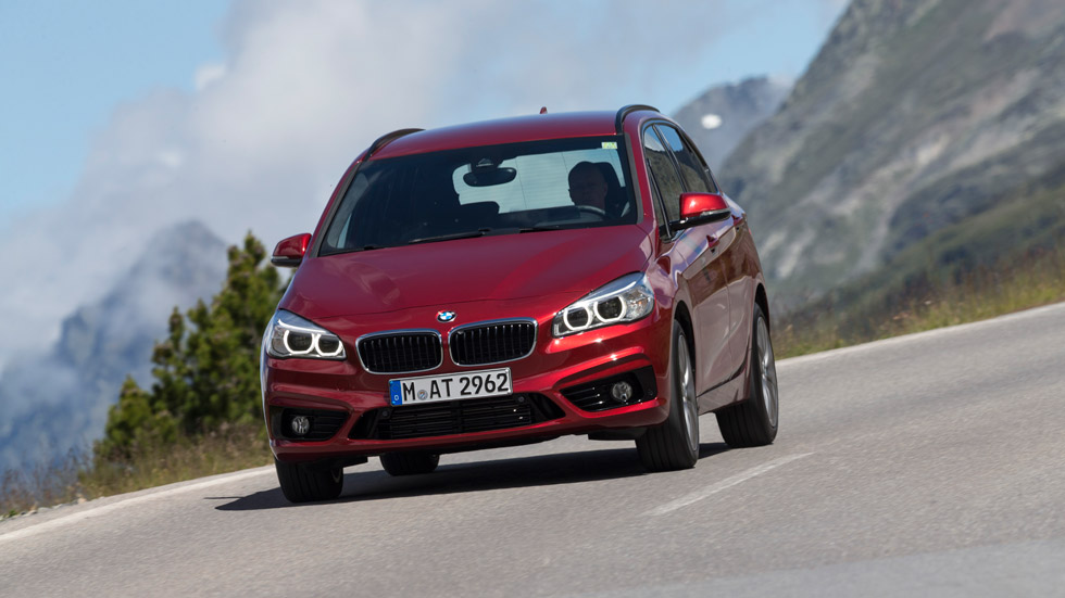 Prueba: BMW 218d Active Tourer, la era monovolumen