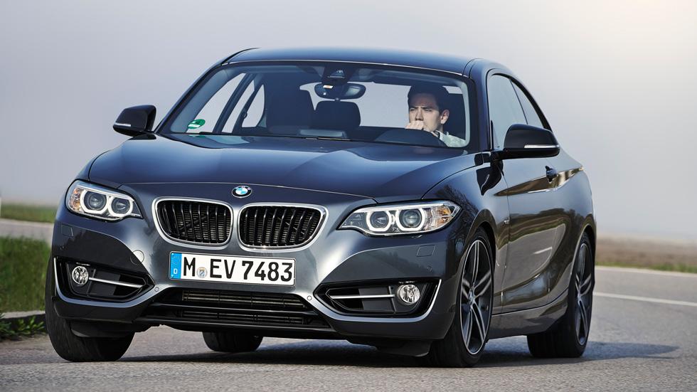 BMW 220d Coupé, ahora con un motor Diesel más eficiente