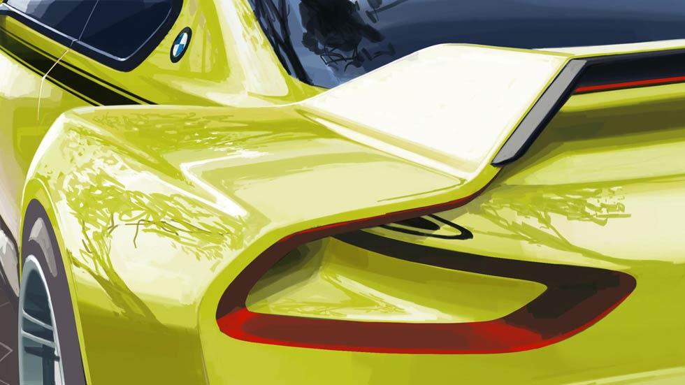 BMW 3.0 CSL Hommage, tributo deportivo con solera
