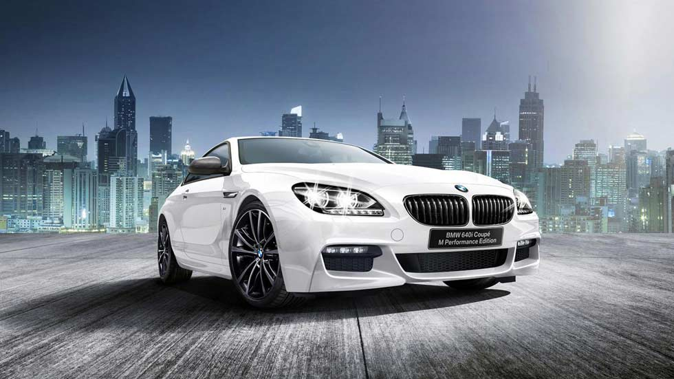 BMW 640i Coupé M Performance Edition, deportividad y exclusividad