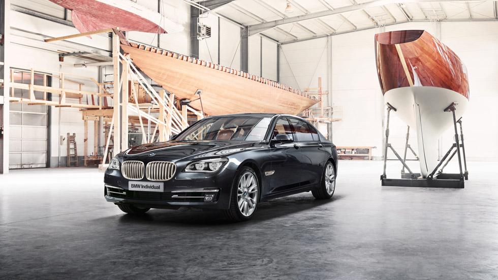 BMW 760Li Robbe & Berking: exclusividad en su máxima expresión