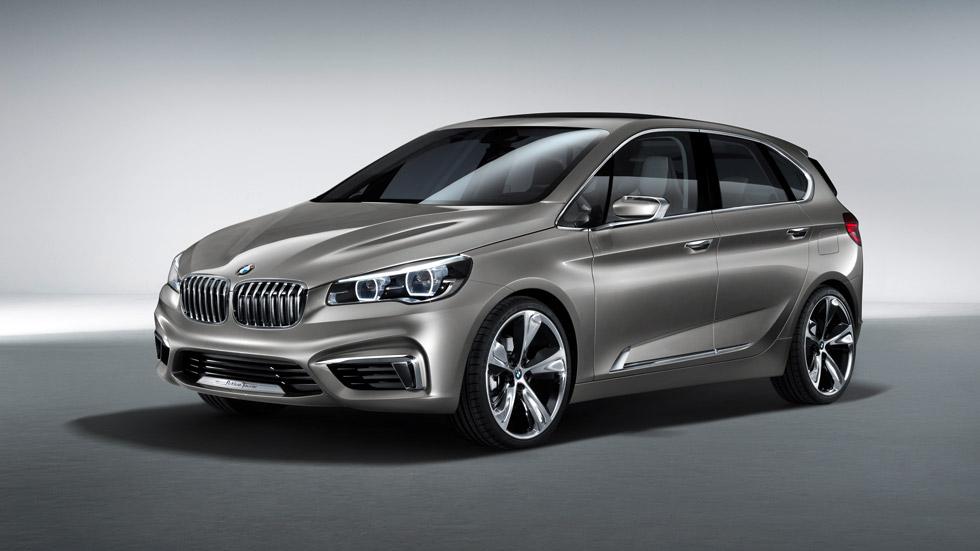 BMW Concept Active Tourer Outdoor, fiesta por la naturaleza