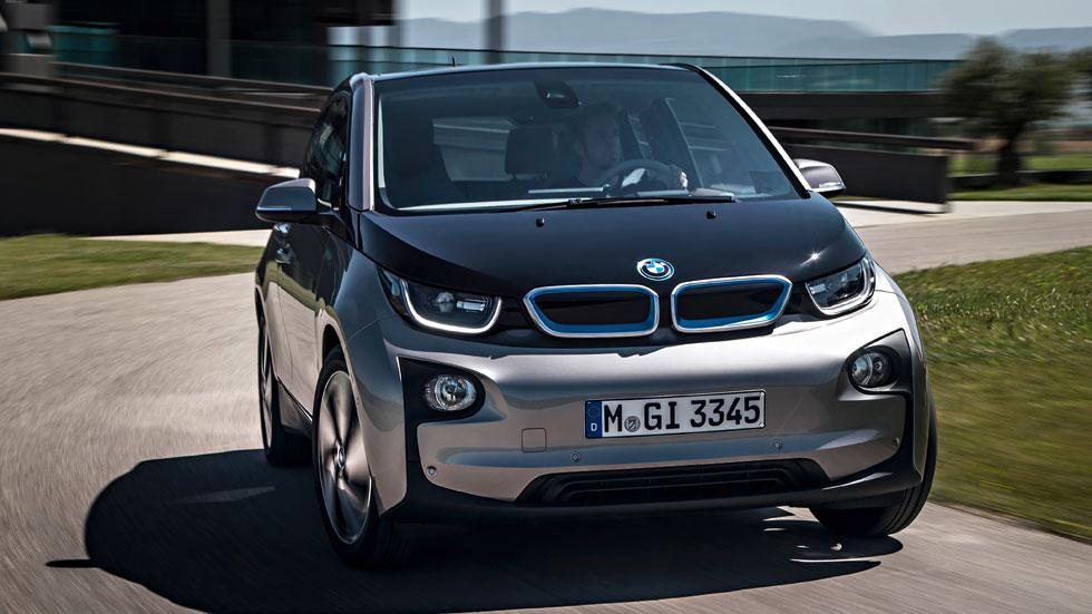 BMW i3, el Mejor Coche Verde del Mundo 2014