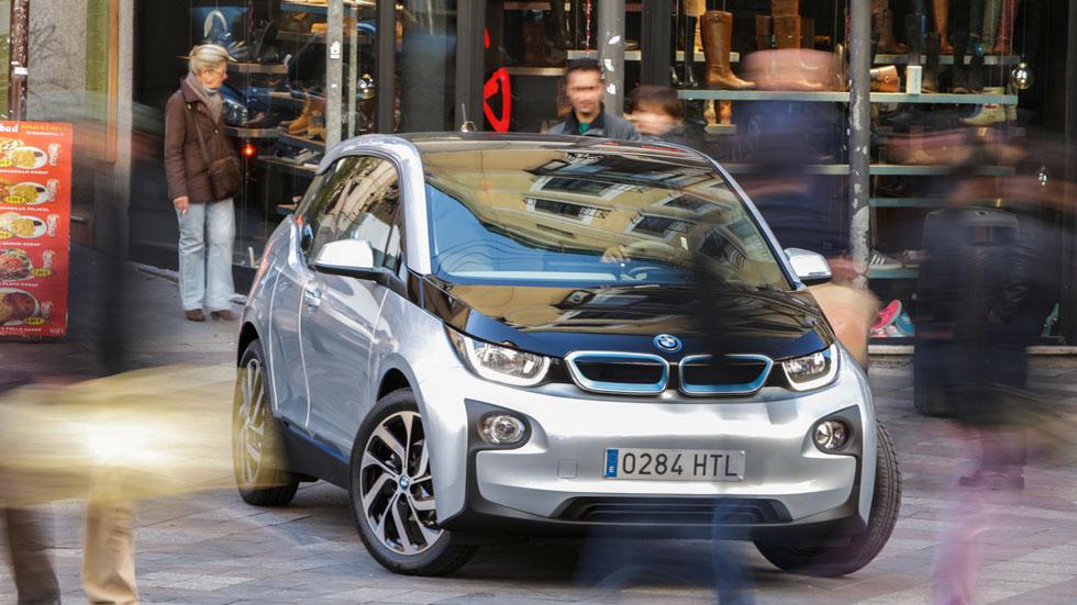 Prueba: BMW i3, dragster eléctrico