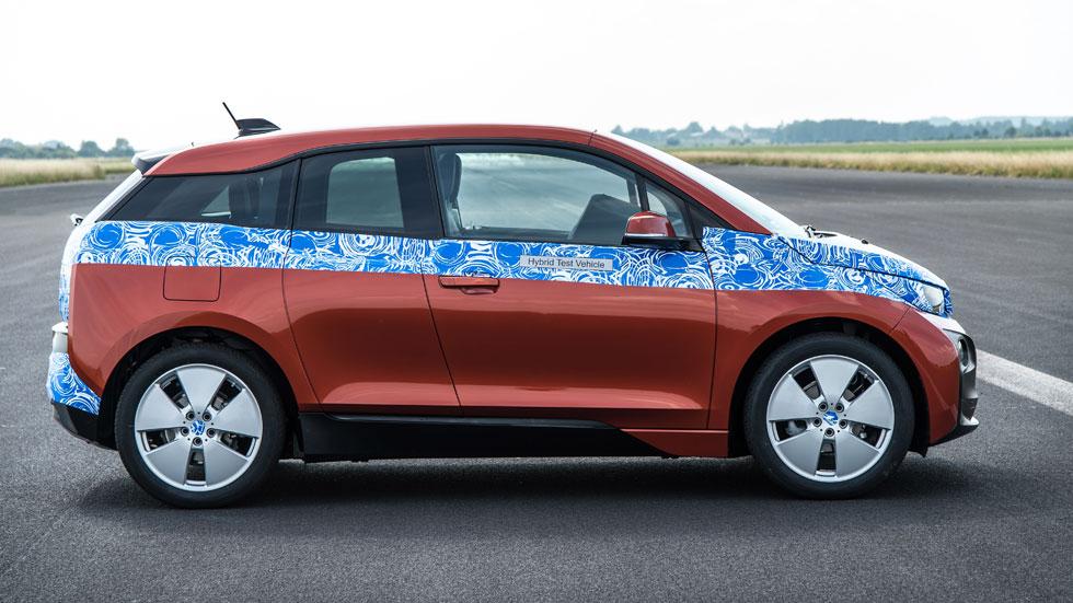 Precios para España del BMW i3, el eléctrico de BMW