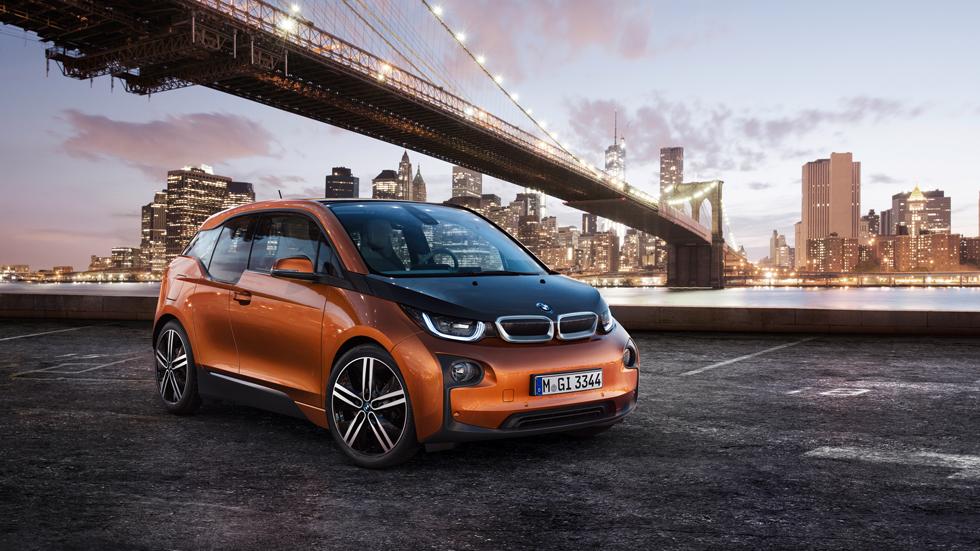 Contacto: BMW i3, el electro-deportivo de ciudad