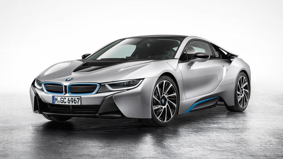 El nuevo BMW i8, en todo su esplendor