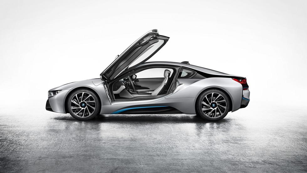 El híbrido BMW i8 valdrá 129.900 euros