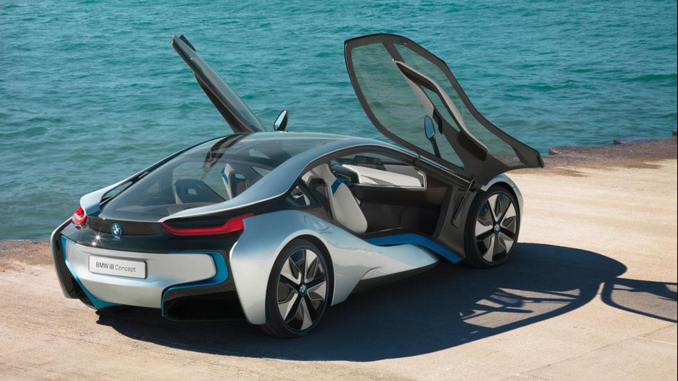 El BMW i8, cuenta atrás para el deportivo híbrido