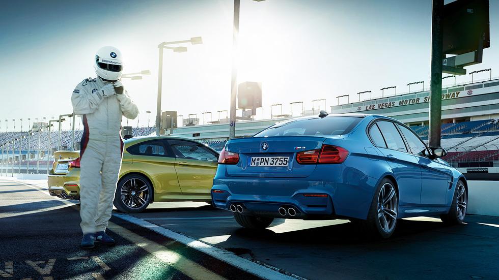 Precios de los BMW M3 y M4 Coupé