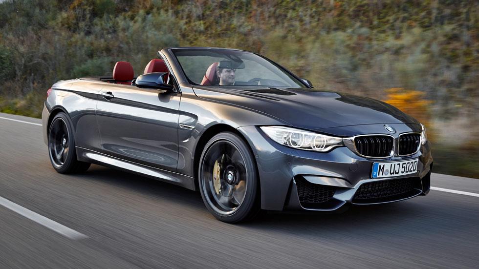 BMW M4 Cabrio, máxima deportividad con el cielo como techo