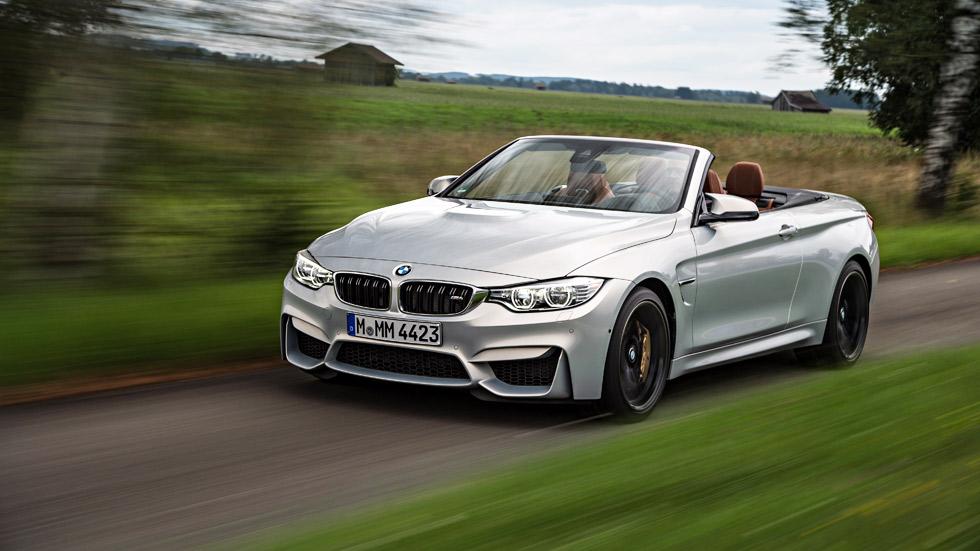 BMW M4 Cabrio, 431 CV a cielo abierto desde 98.500 euros
