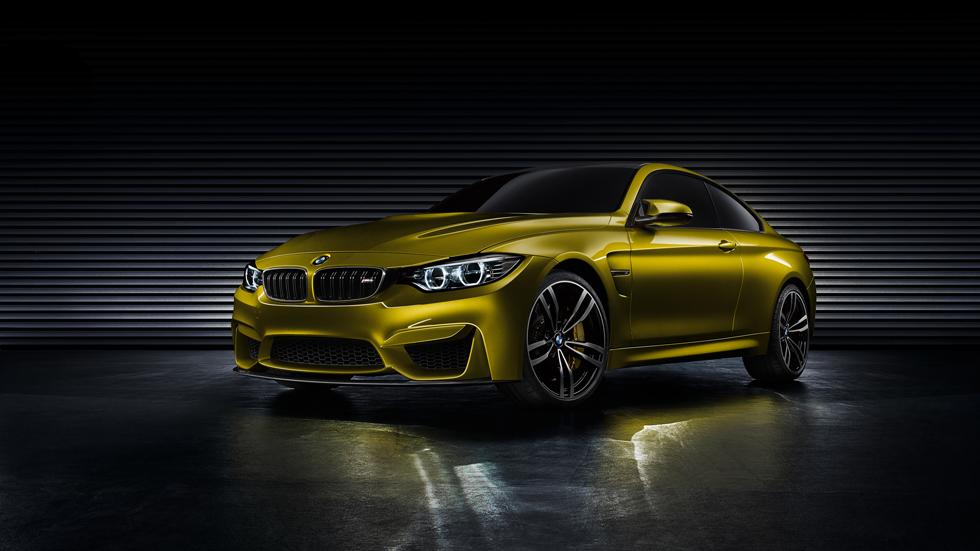 BMW M4 Coupé Concept, la esencia deportiva