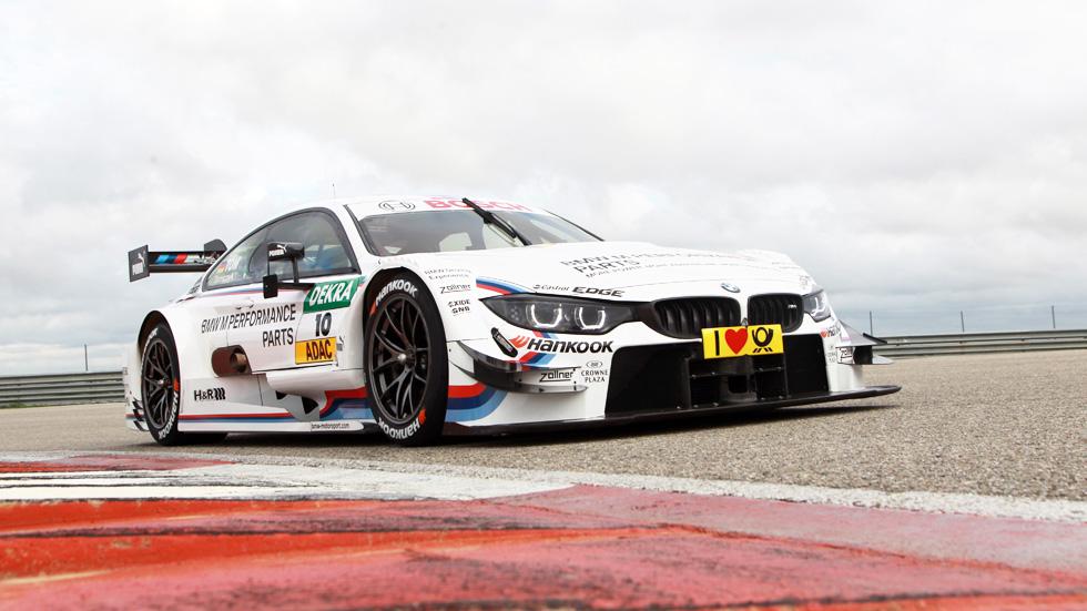 BMW M4 DTM 2014: sus detalles principales