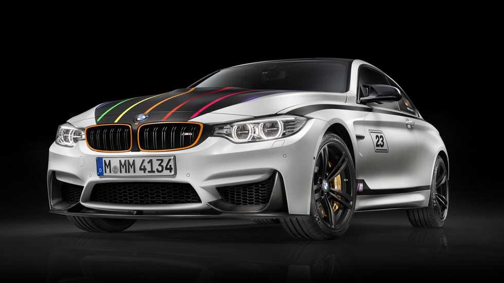 BMW M4 DTM Champion Edition, homenaje al campeón
