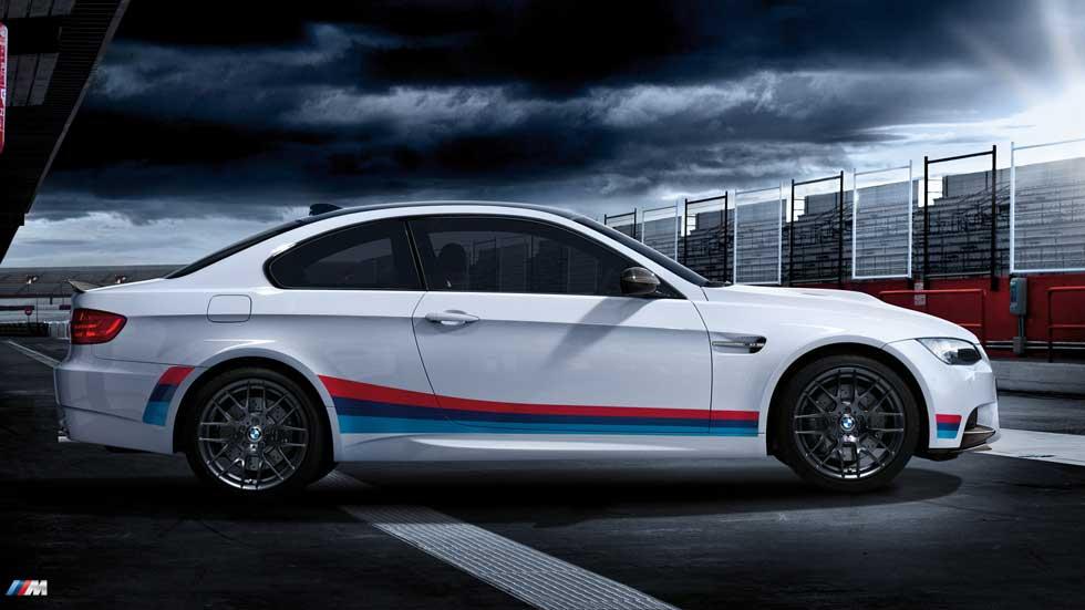 BMW M4 M Performance Parts, un coche de carreras en casa (vídeo)