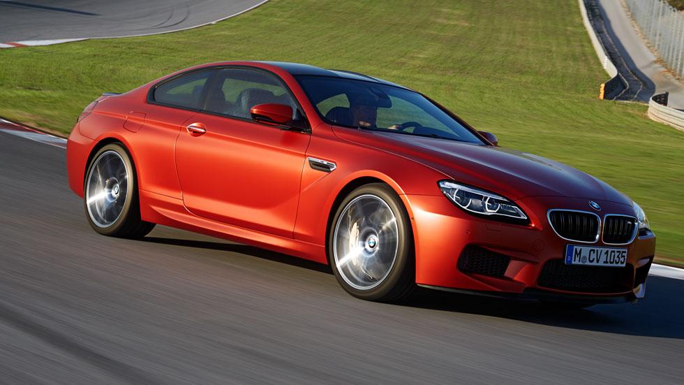 BMW M6 2015, deportividad y exclusividad mejoradas