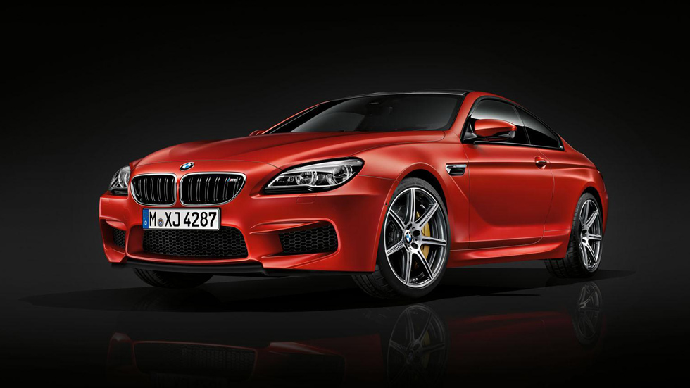 BMW M6 Competition Package 2015, 600 CV de furia deportiva