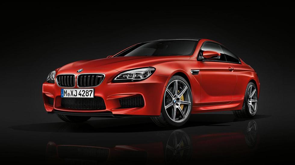 BMW M6 Competition Package 2015, 600 CV de furia deportiva