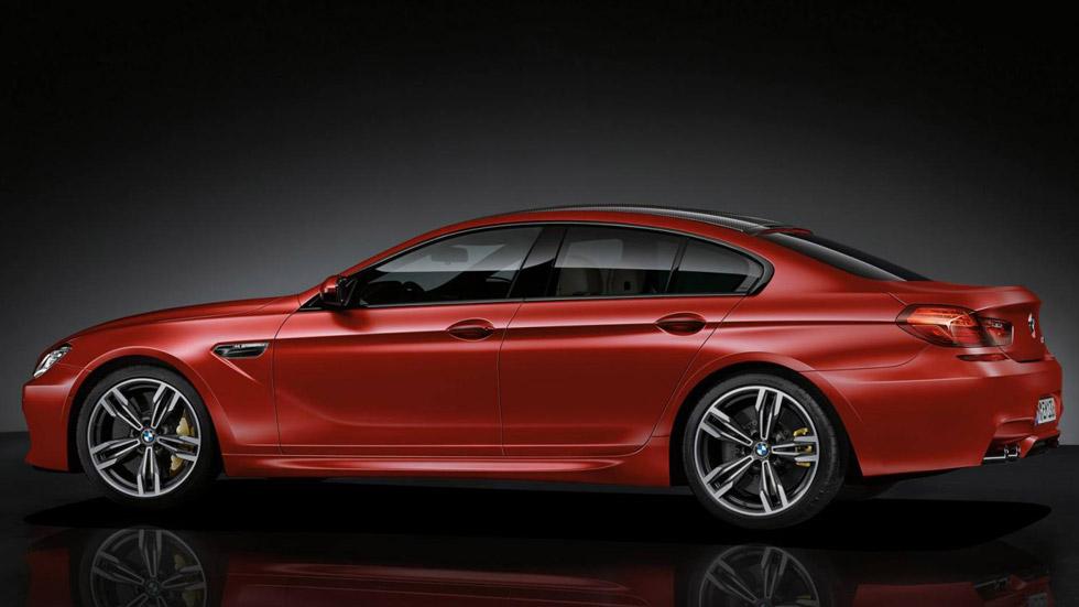 BMW M6 Gran Coupé Individual: deportividad por capricho