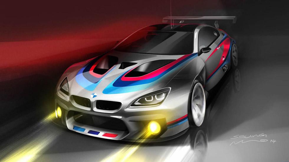BMW M6 GT3 2016, la nueva bestia de circuitos