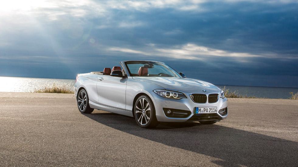 Nuevos motores para los BMW Serie 2, Serie 3 y Serie 4 en primavera