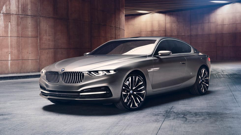 BMW Pininfarina Gran Lusso Coupé, la elegancia tiene nombre