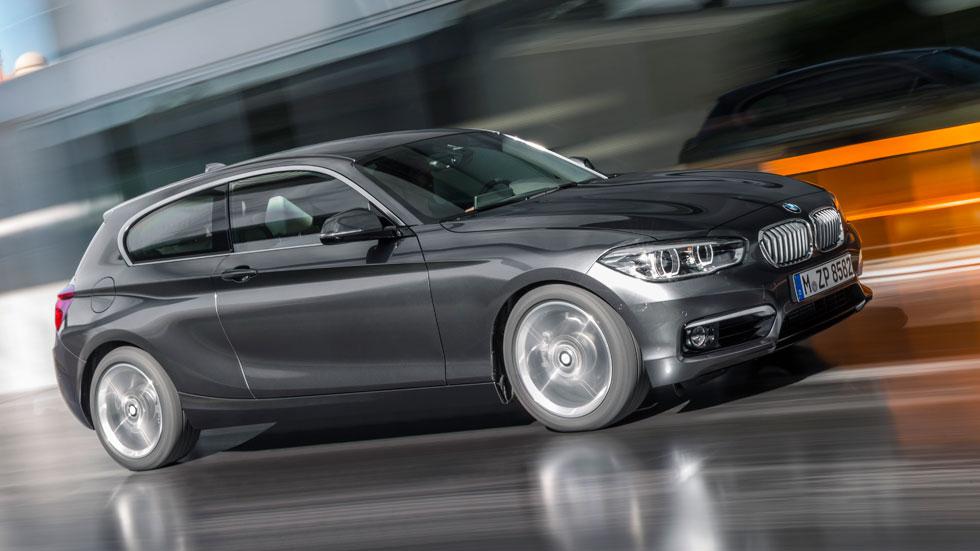 BMW Serie 1 2015: vídeo, precios y toda la información