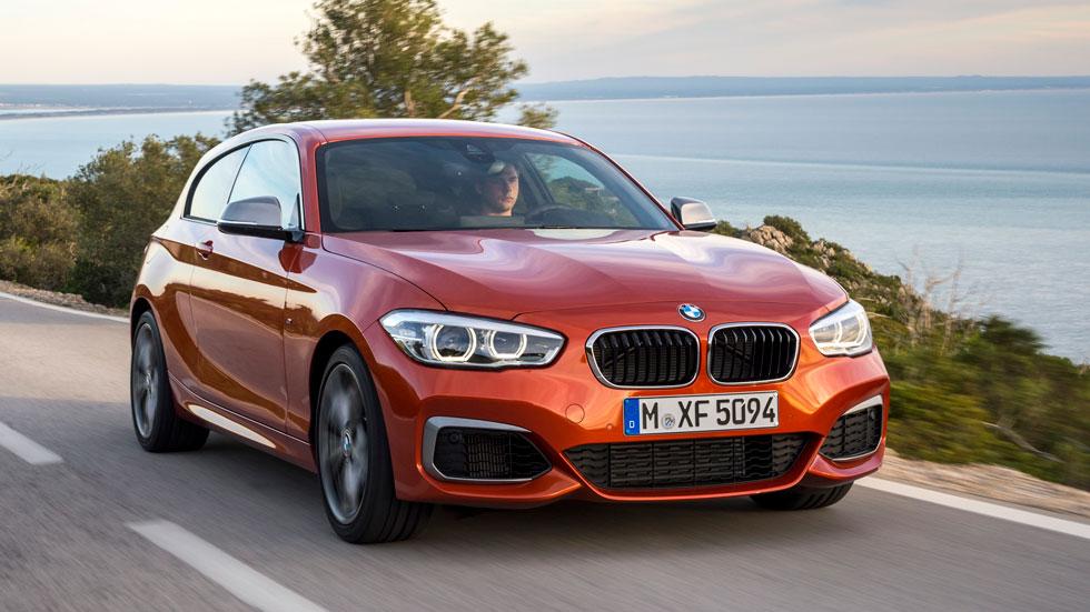 BMW Serie 1 2015, llegaron los tres cilindros