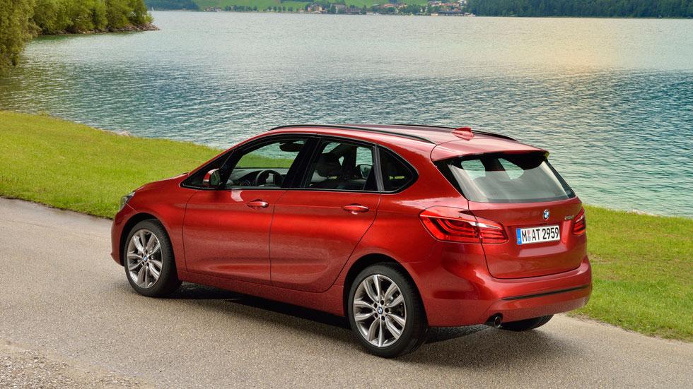 BMW Serie 2 Active Tourer: te lo dejamos 15 días para que lo pruebes