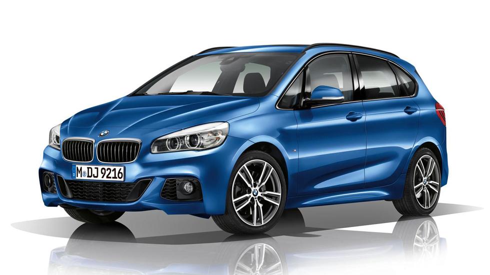 BMW Serie 2 Active Tourer M Sport, más deportividad para el monovolumen bávaro