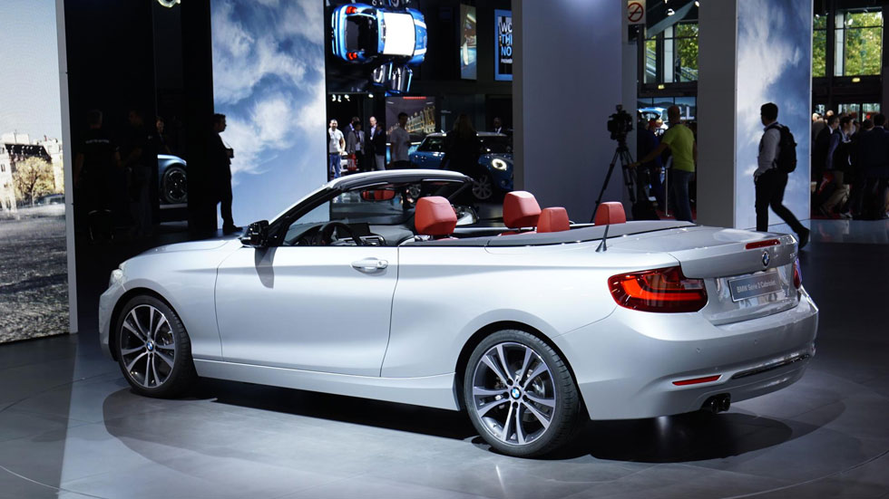 BMW Serie 2 Cabrio: información y fotos del descapotable compacto