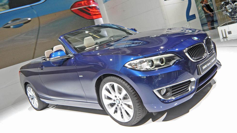 BMW Serie 2 Cabrio M Sport, nuevo traje deportivo