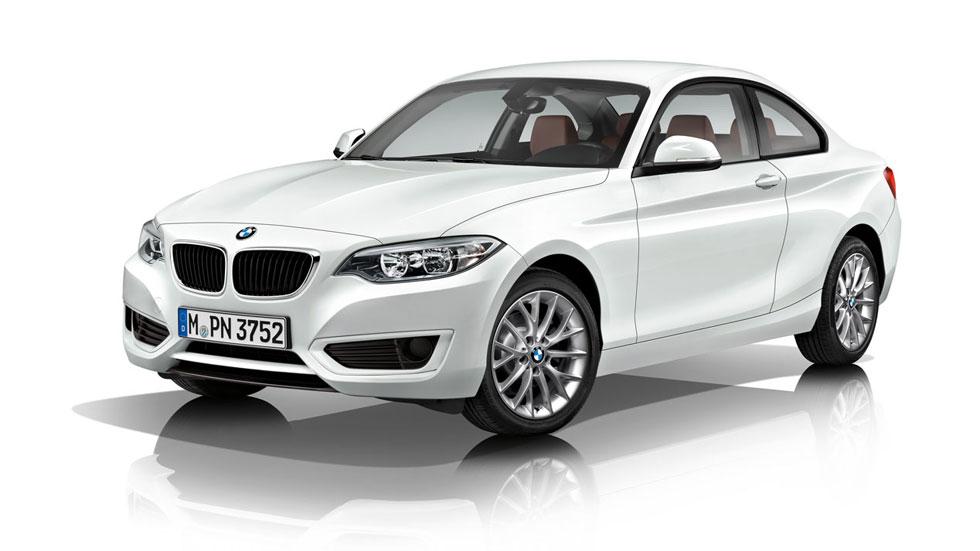 BMW Serie 2 Coupé 2015, con nuevo motor 218i de tres cilindros