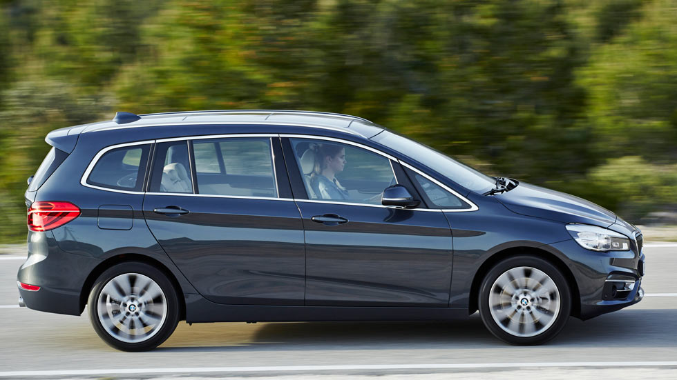 Primera prueba: BMW Serie 2 Gran Tourer, hermano mayor