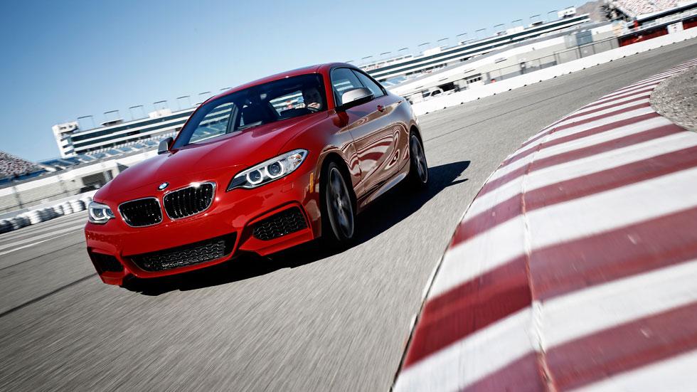 Contacto: BMW Serie 2 Coupé, el círculo se va cerrando