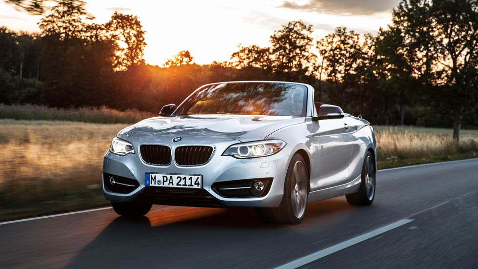 BMW Serie 2: nuevos motores y más equipamiento