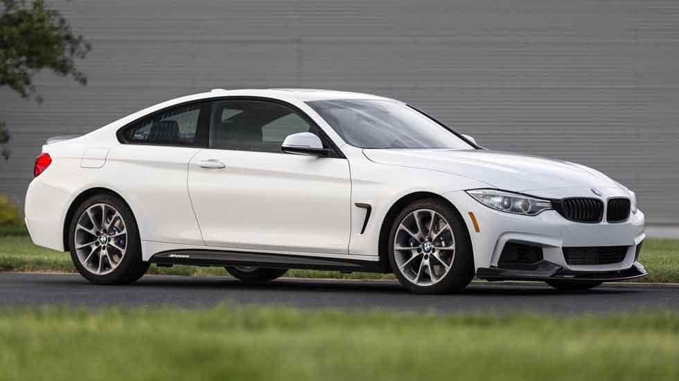 BMW Serie 4 Coupé 435i ZHP, una edición más potente y exclusiva