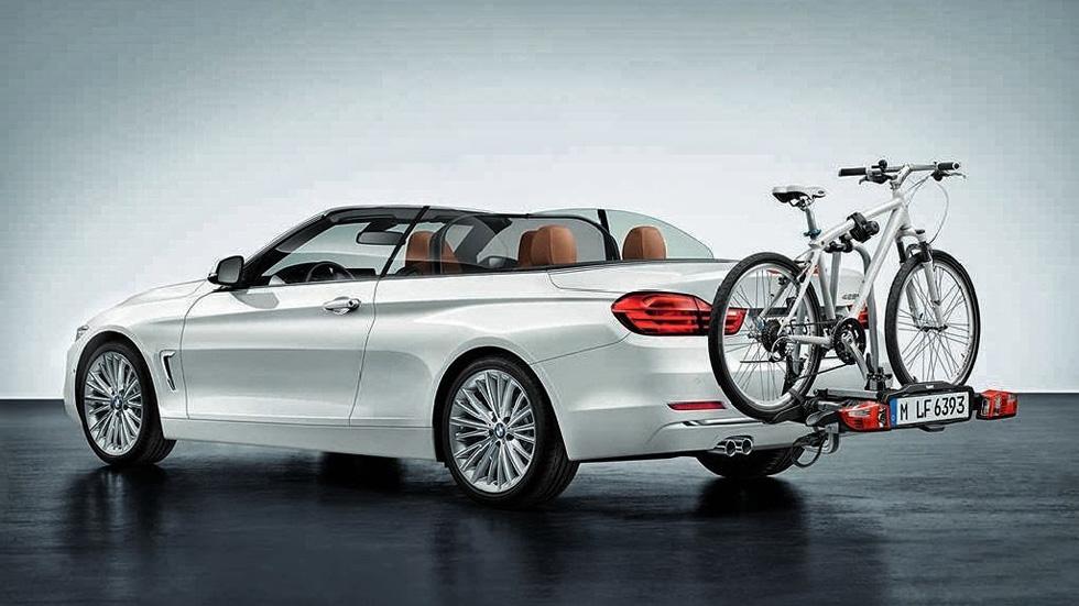 BMW Serie 4 Cabrio, nuevo descapotable a escena