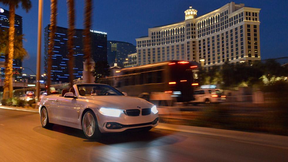 Contacto: BMW Serie 4 Cabrio, viento a favor