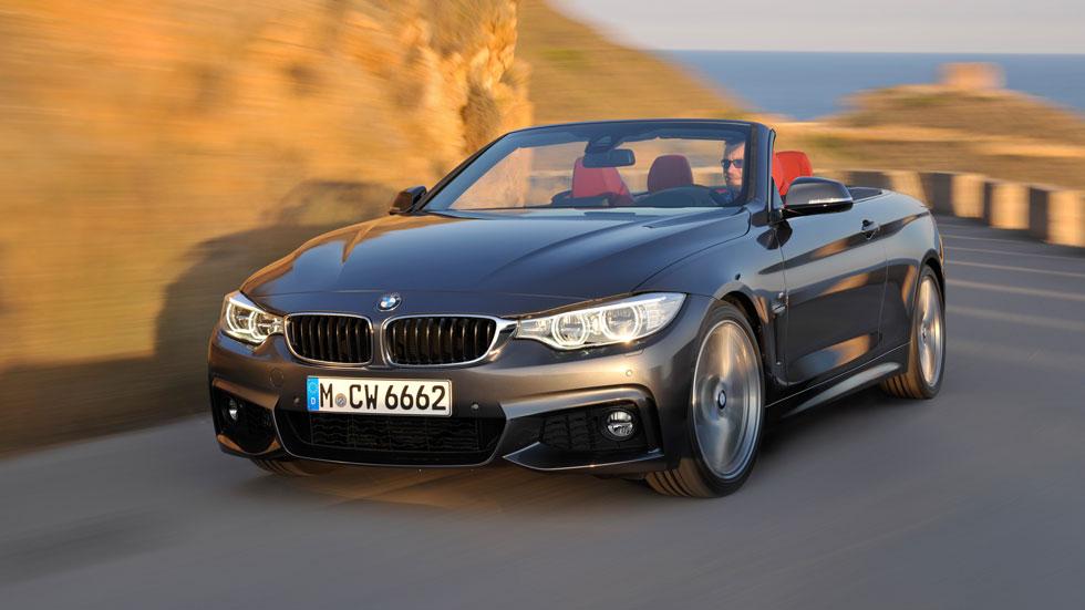 BMW Serie 4 Cabrio, puro estilo al aire libre