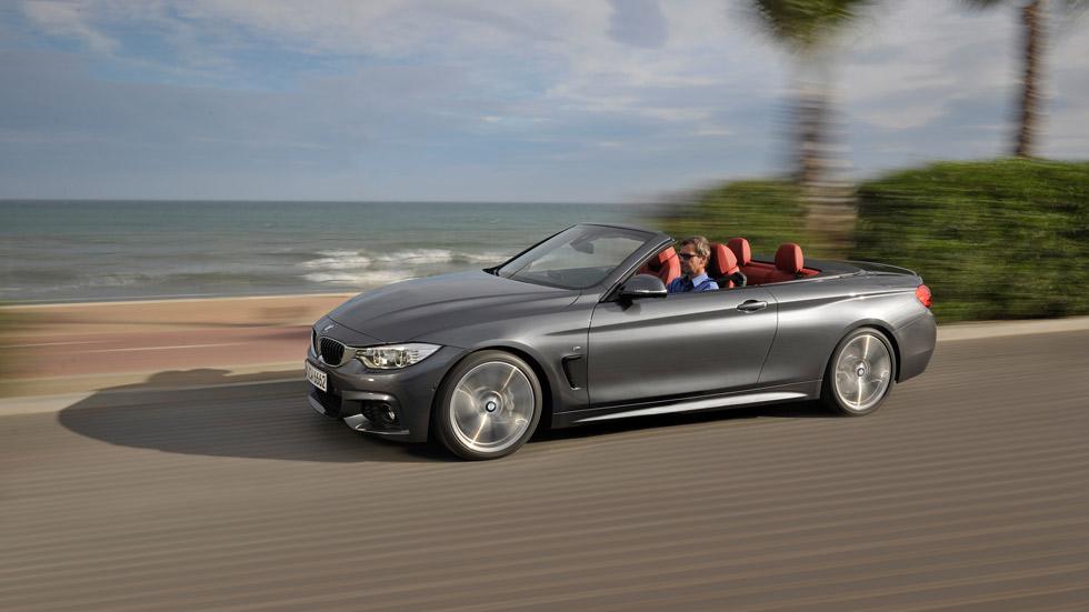 BMW Serie 4, más motores y más versiones xDrive
