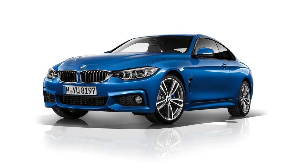 BMW Serie 4 Kit M, el aperitivo del futuro M4