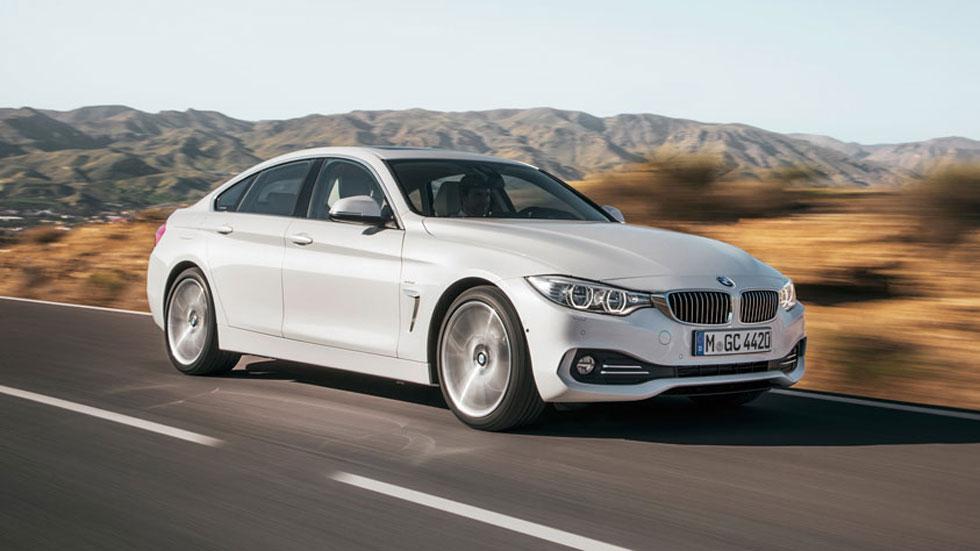 BMW Serie 4 Gran Coupé: elegante deportividad