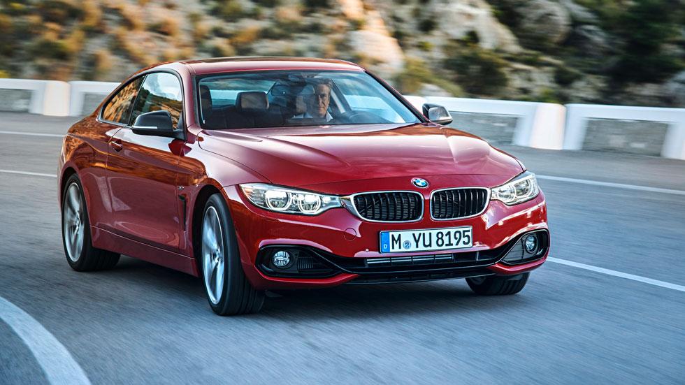 Contacto: BMW Serie 4, el nuevo Serie 3 coupé