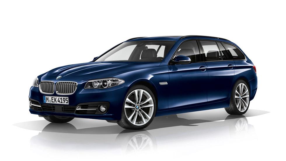 BMW Serie 5 Edition Sport, elegante deportividad